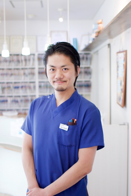 SHIBUYA動物病院 院長 滝田 雄磨